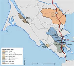 california flood zone map flood zones