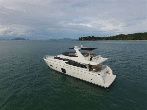 yacht band ferretti 720 motor yacht band of gypsies for sale at sea