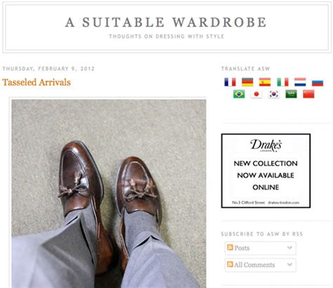 style blogs guides