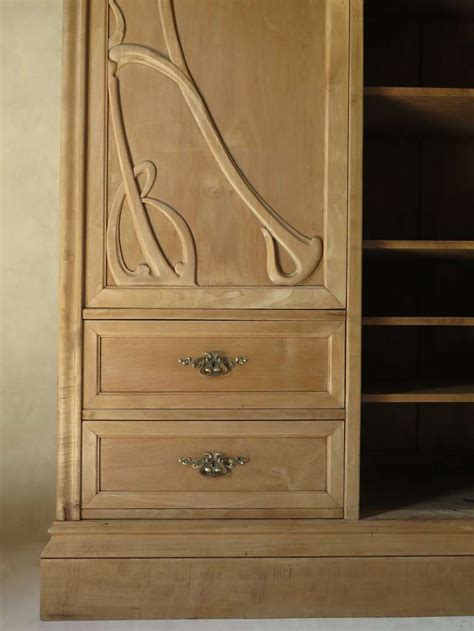 Nouveau Armoire by Nouveau Armoire Early 20th Century At 1stdibs