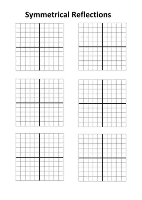 pattern worksheet tes completing symmetric patterns by craigprestidge teaching
