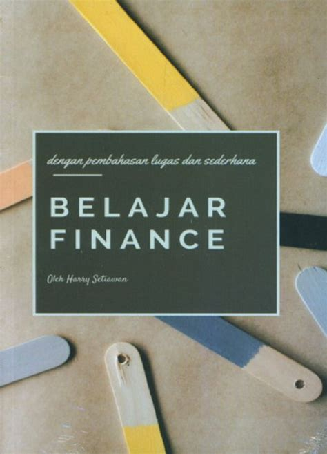 Belajar Finance By Harry Setiawan bukukita belajar finance toko buku