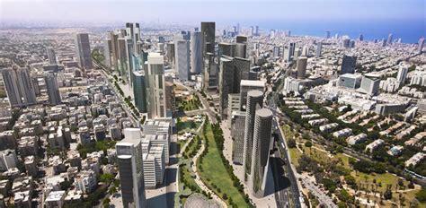 tel aviv future skyline globes english israel business news real estate