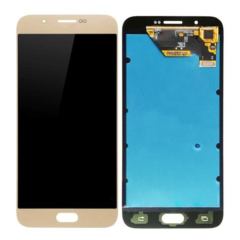 Lcd Samsung A8 for samsung galaxy a8 a8000 lcd display touch screen digitizer assembly gold alex nld