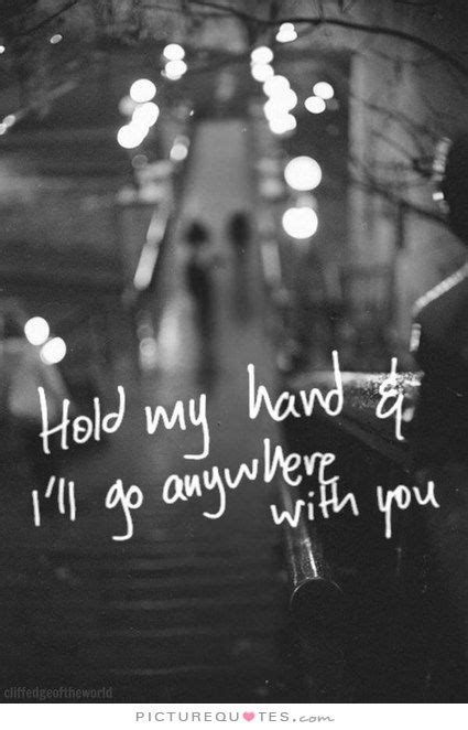 Holding Hands Quotes And Sayings. QuotesGram