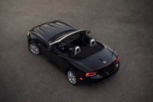 Fiat 134 Spider Styling Size Up 2017 Fiat 124 Spider Vs 2016 Mazda Miata