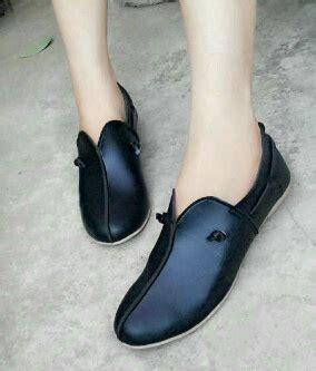 Imitasi Flat Shoes Kulit jual flat shoes myn27 sepatu flat kulit imitasi elstore sepatu bogor