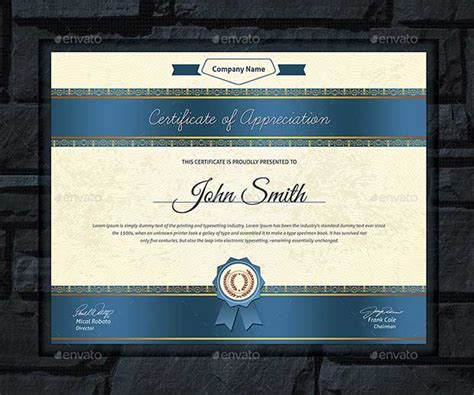 62 Diploma Certificate Templates Free Printable Psd Word Download Award Certificate Template Photoshop
