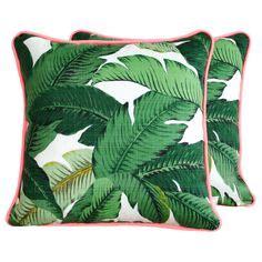 Patio Cushions Tropical Print Custom Cushions On Cushion Covers Cushions