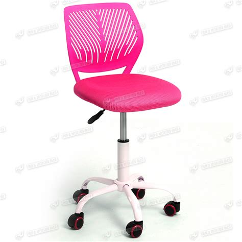 kids pink desk chair blue pink purple office chair rolling executive swivel