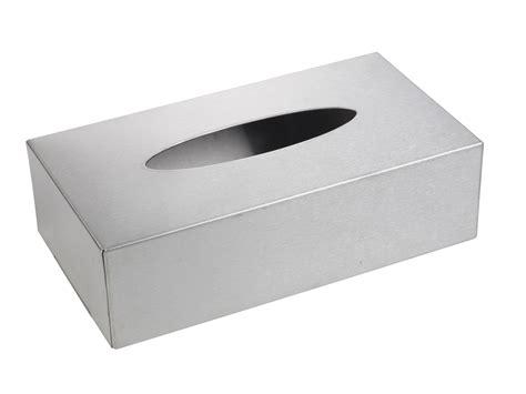 tissue holder brushed stainless steel tissue box holder dispenser chrome