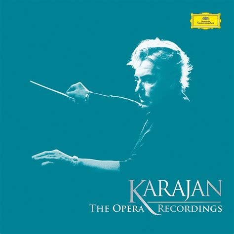Berliner Philharmoniker Recordings by Karajan The Opera Recordings