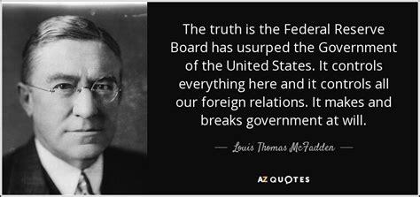 top  quotes  louis thomas mcfadden   quotes
