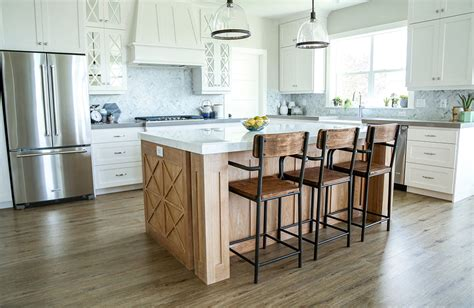 Island Kitchen Design Millhaven Homes Legacy Ridge Model