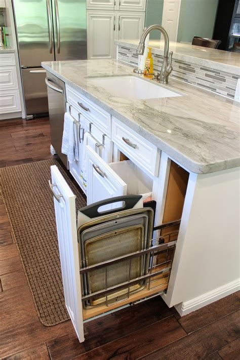 25 Impressive Kitchen Island With Sink Design Ideas Kitchen Island Sink Ideas