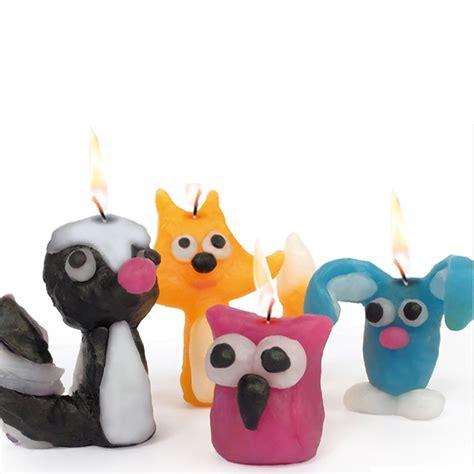 kit candele kit candele da modellare gli animali della foresta
