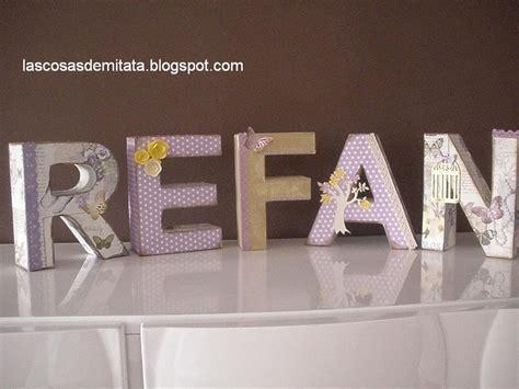 decoracion de letras en carton 3d letras carton facilisimo