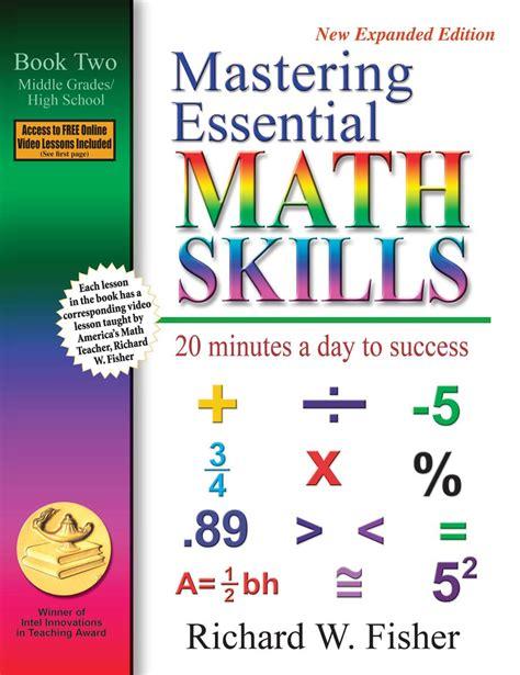 pre algebra concepts mastering essential math skills math essentials review