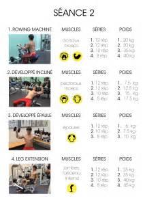 guide programme de musculation p2 e programme musculation