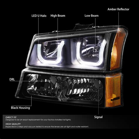 silverado halo headlights wiring diagram halo headlight
