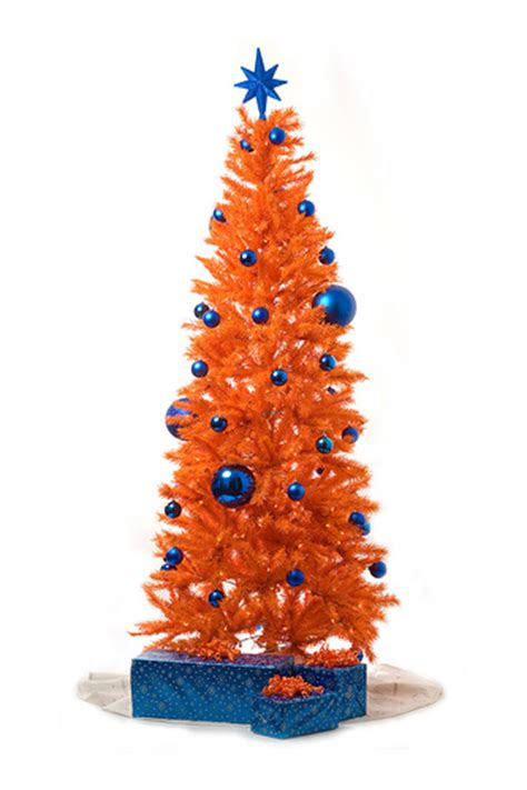 orange christmas tree flickr photo sharing