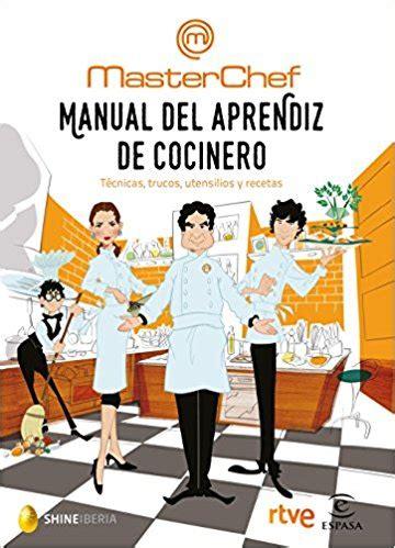 descargar manual del aprendiz de cocinero pdf y epub al dia libros
