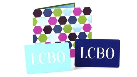 Lcbo Gift Card - closed giveaway win 1 of 4 lcbo 40 gift cards