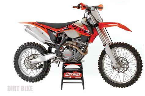 2014 Ktm 350xcf Dirt Bike Magazine Ktm 350xcf Test