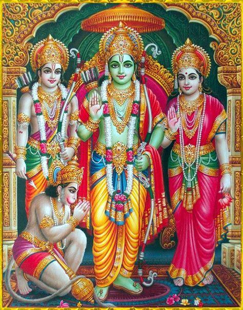 ram sita hanuman hanuman with ram and sita by hindu gods how to