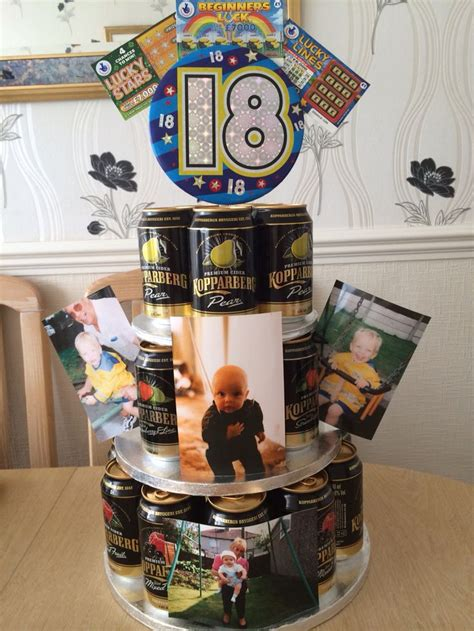 Ideas 18 Year Boy - 1000 images about birthday idea s boys on my