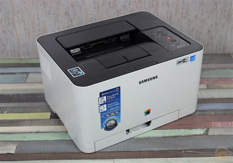 gecid обзор и тестирование принтера samsung xpress c430w версия для печати