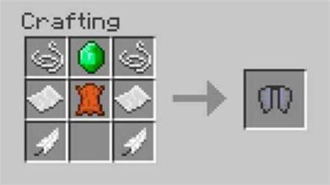 minecraft   craft elytra youtube