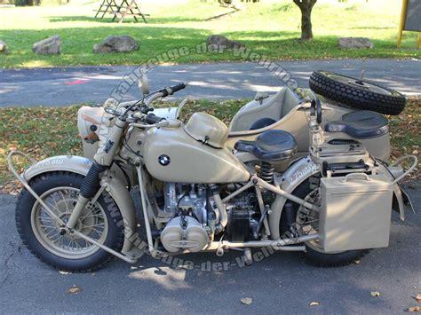 Motorrad Bmw R75 by Bmw R 75 Fahrzeuge Der Wehrmacht De