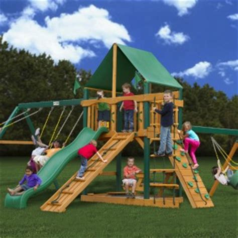 gorilla swing sets costco exterior tmnt toys with gorilla playsets