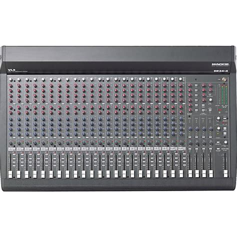 Mixer Mackie 4 Chanel mackie sr24x4 24 channel 4 mixing console musician s