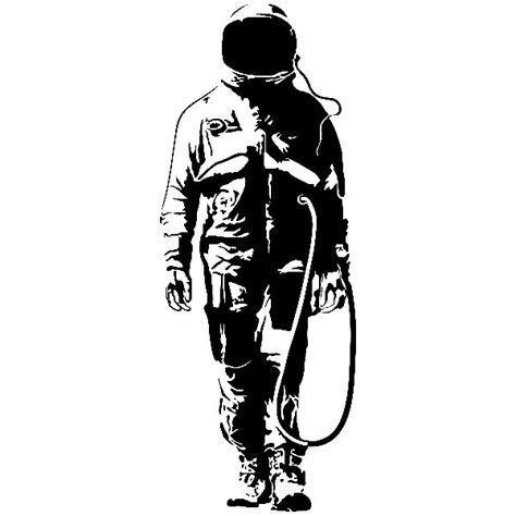 astronaut art stencil pics about banksy graffiti astronaute