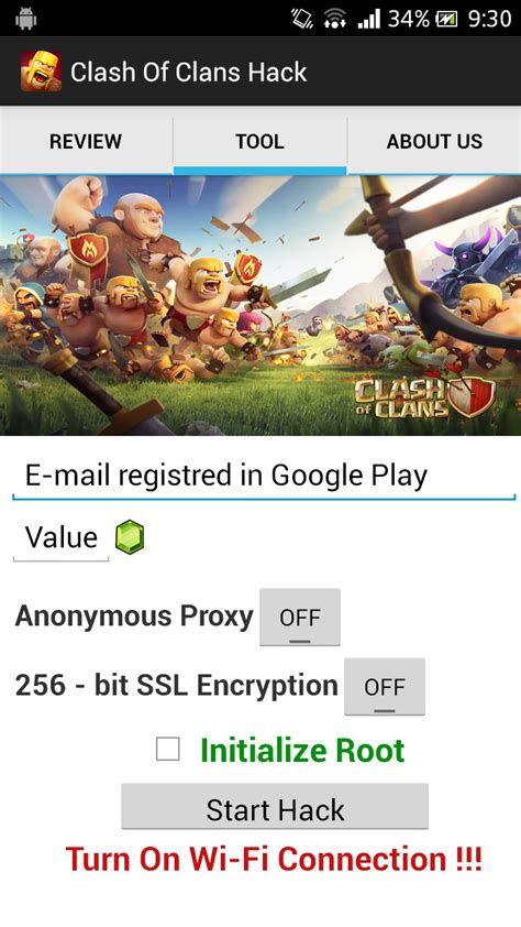 Android Hacks by Clash Of Clans Hack Android Apk Mod Androidapkmods