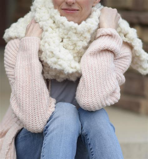 big knit scarf pattern big luxurious alpaca knit scarf pattern in a stitch