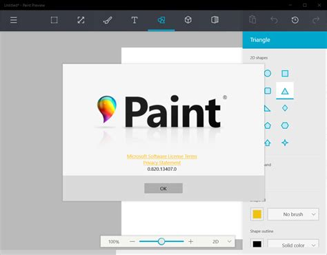 a paint 3d preview is already available for windows ya puedes comprobar c 243 mo es el nuevo paint preview para