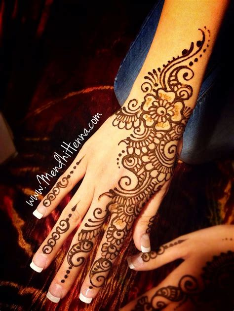 hindu henna tattoo pin by mendhi henna bridal on simple henna