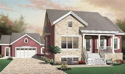 traditional house plans with porches w3103 traditional 3 bedroom bungalow with 9 ceilings
