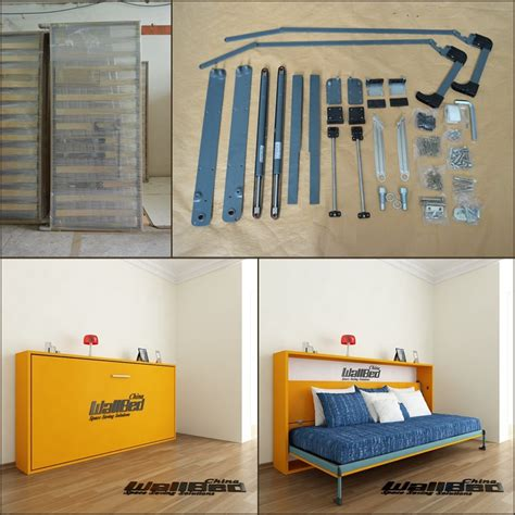 Diy Folding Bed Size Wall Bed Mechanism Diy Murphy Bed Mechanism Buy Wall Bed Folding Wall Bed