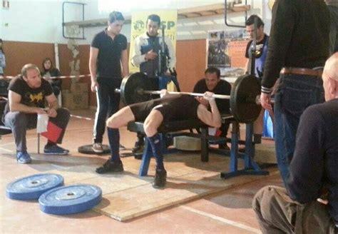Lu Sorot Pju powerlifting fabio portera tra i gradini pi 249 alti