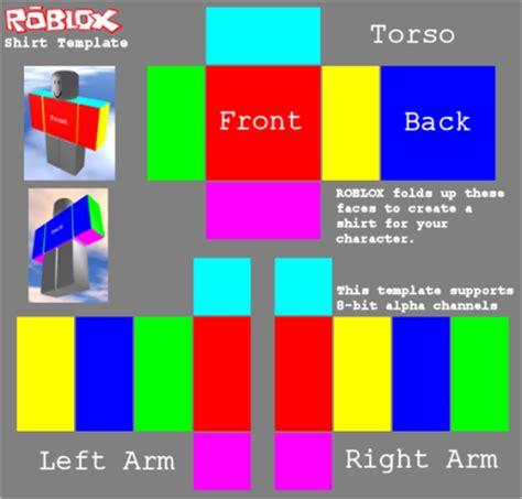 Roblox Brings You Roblox Blog Roblox Shirt Design Template
