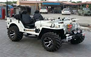 Jain modified jeeps in dabwali dealing in open modified jeeps