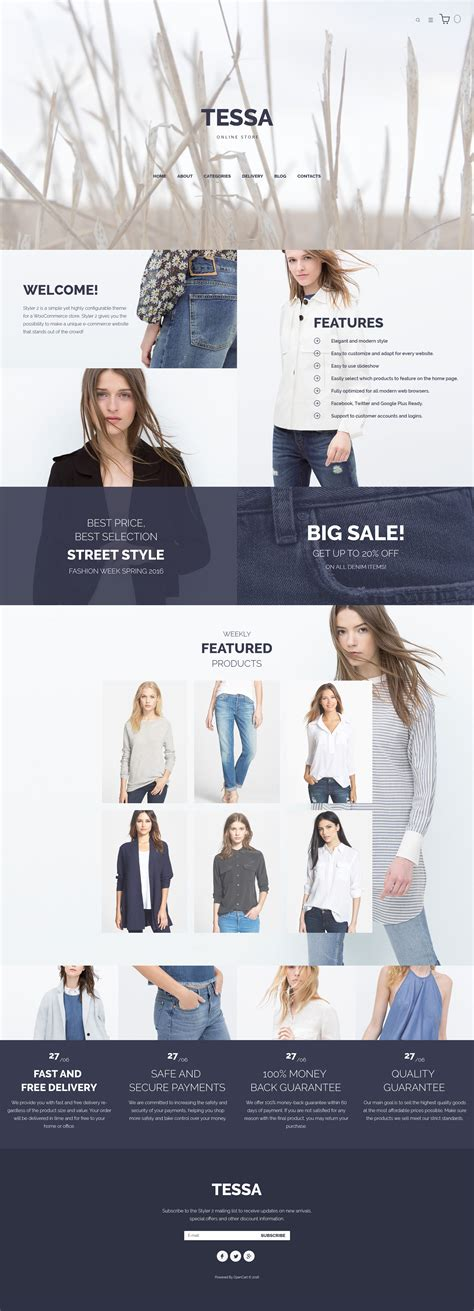 fashion store responsive opencart template 59569