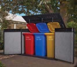 wheelie bin storage quality plastic sheds