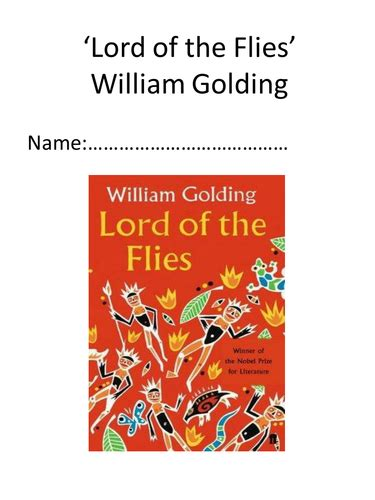 lord of the flies themes tes heulwyn profile tes