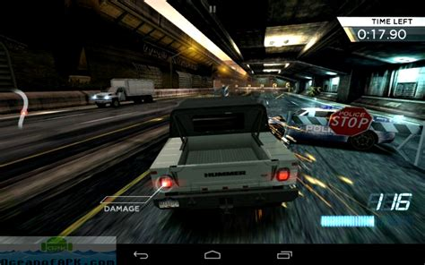 nfs mw apk free need for speed pursuit mobile android