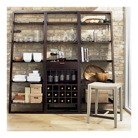 leaning wine bar bookcase set 554 best decorating ideas images on pinterest